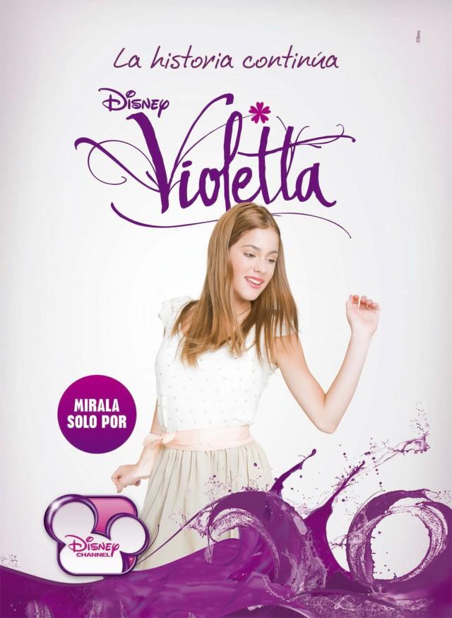 Виолетта - (Violetta)