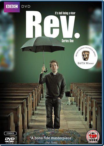 Преподобный - (Rev.)