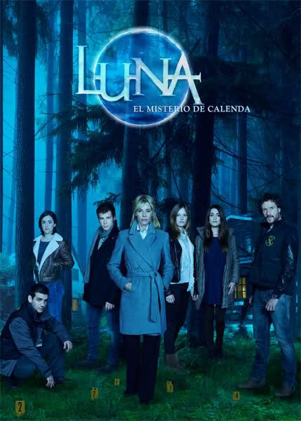 Полнолуние - (Luna, el misterio de Calenda)
