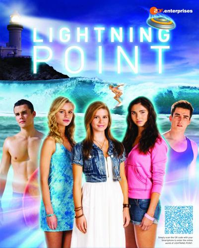 Неземной сёрфинг - (Lightning Point)