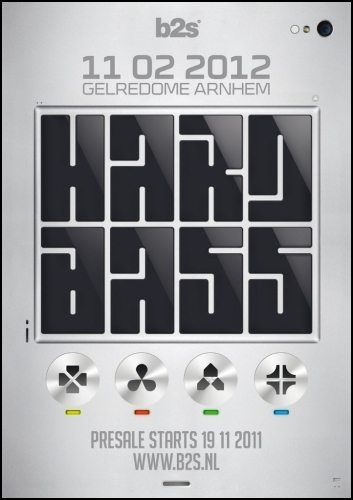 V.A.: Hardbass 2012: The Live Registration