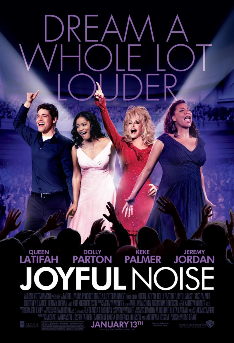 Радостный шум - (Joyful Noise)