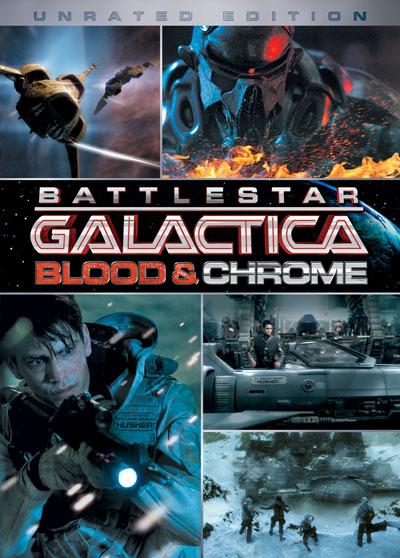 Звездный Крейсер Галактика: Кровь и Хром - (Battlestar Galactica: Blood and Chrome)