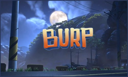 Отрыжка - (Burp)