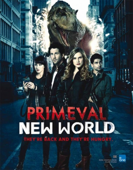 ������ ������� �������: ����� ��� - (Primeval: New World)