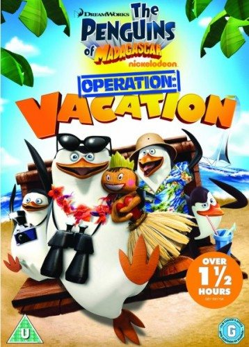 Пингвины Мадагаскара: Операция отпуск - (Penguins Of Madagascar: Operation Vacation)