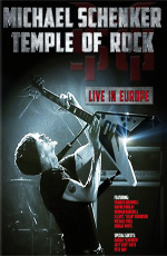 Michael Schenker - Temple Of Rock - Live In Europe
