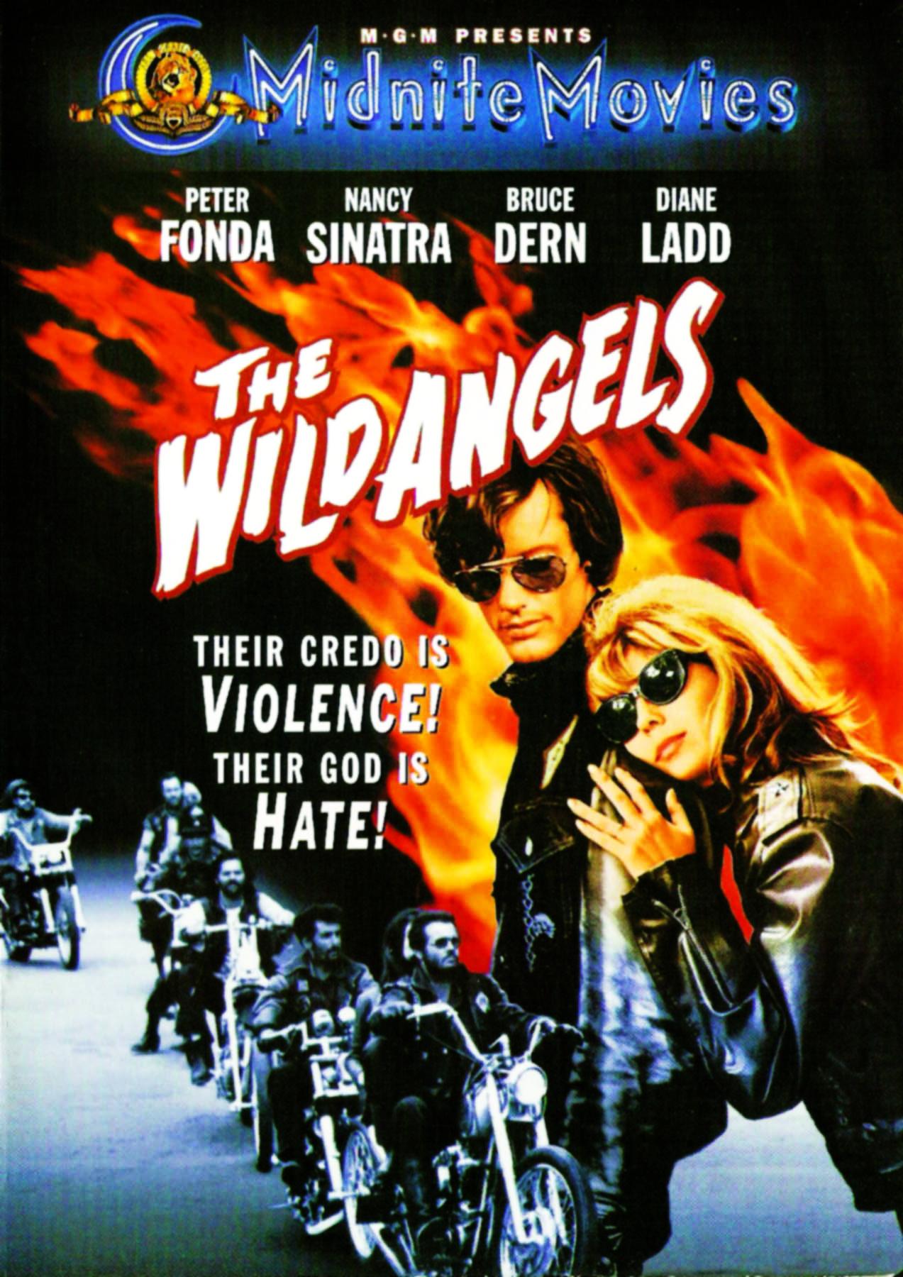Дикие ангелы - (The Wild Angels)