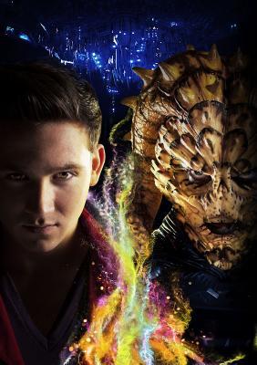 Волшебники против пришельцев - (Wizards vs Aliens)