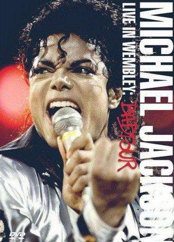 Michael Jackson: Bad Tour Live At Wembley Stadium 1988