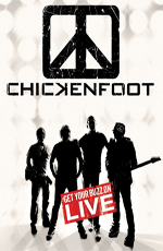 Chickenfoot - Live At Rocklahoma Festival