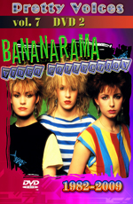 Bananarama: Video Collection - Pretty Voices