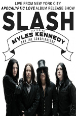 Slash: Apocalyptic Love Album Release - Live From New York City