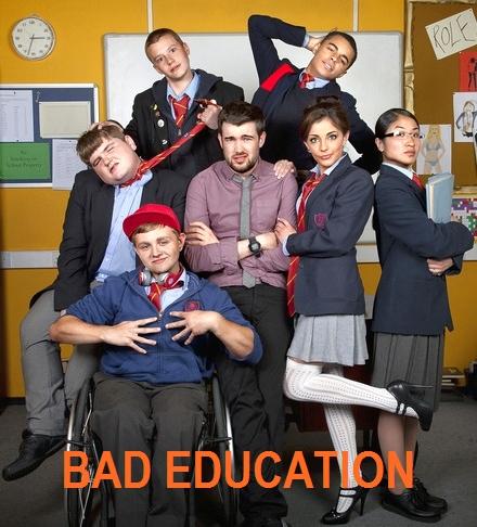 Непутёвая учёба - (Bad Education)