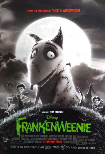 Франкенвини - (Frankenweenie)