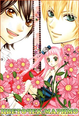 Цветочек Маримо: Легенда о маленькой воительнице - (Marimo no Hana: Saikyou Butouha Shougakusei Densetsu)