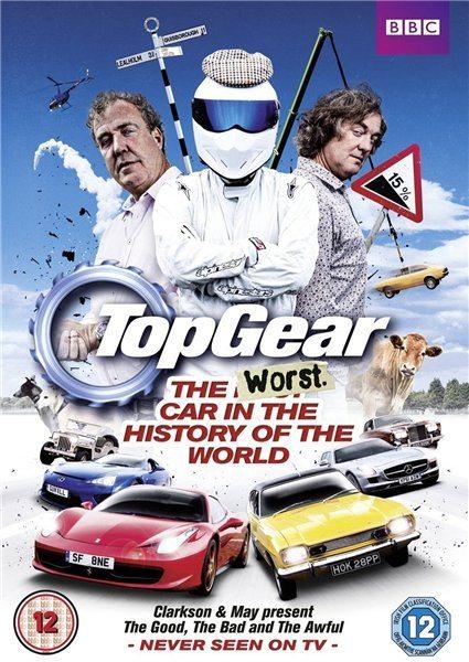 Топ Гир - Худший автомобиль во всемирной истории
