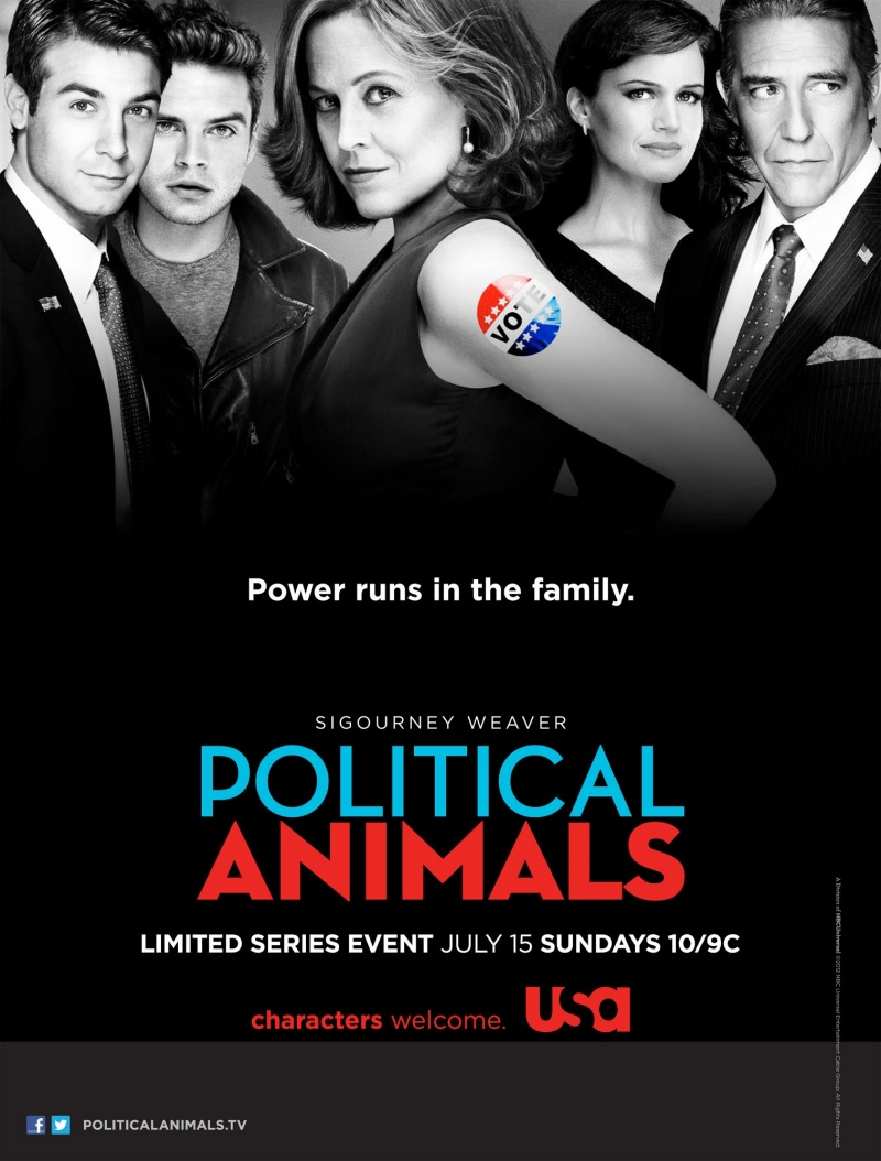 Политиканы - (Political Animals)