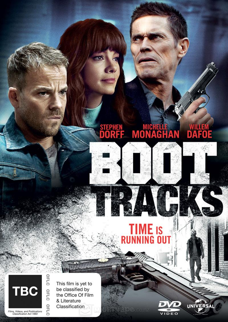 Следы от ботинка - (Boot Tracks)
