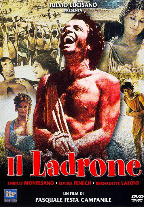 Вор - (Il ladrone)