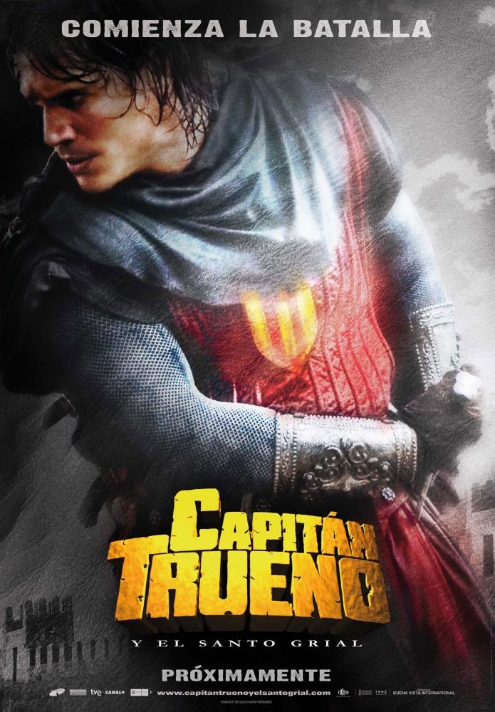 Капитан Гром и Святой Грааль - (El Capitan Trueno y el Santo Grial)