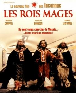 Трое волхвов - Les rois mages