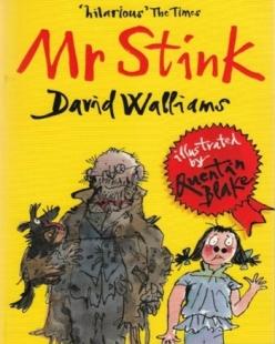 Мистер Вонючка - Mr. Stink