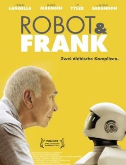 Робот и Фрэнк - Robot & Frank