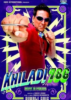Игрок 786 - Khiladi 786