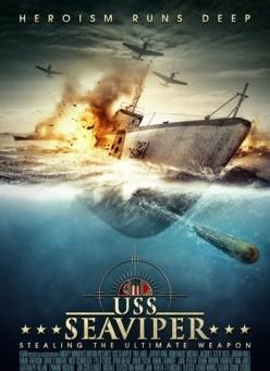 Военный корабль США Морская гадюка - USS Seaviper