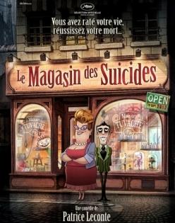 Магазин самоубийств - Le magasin des suicides