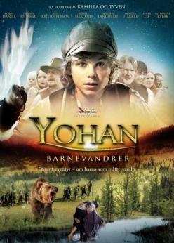Юхан - скиталец - Yohan - Barnevandrer