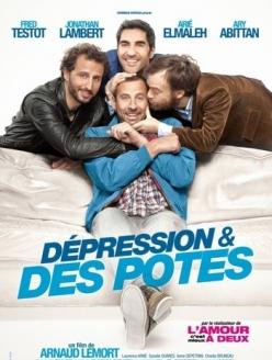 Депрессия и друзья - Dйpression et des potes