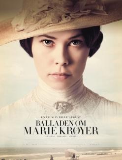 Жена художника - Marie Krøyer