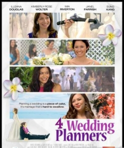 4 планировщика свадеб - 4 Wedding Planners