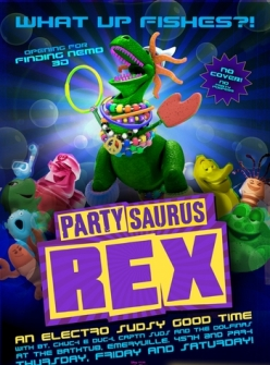 Веселозавр Рекс - Partysaurus Rex