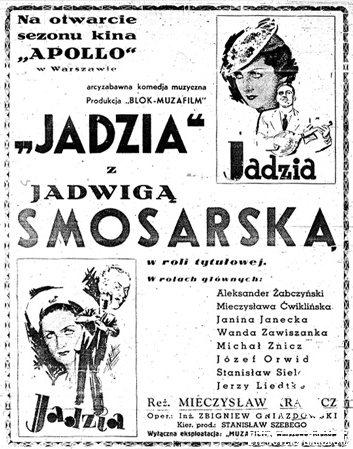Ядзя - Jadzia