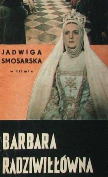 Барбара Радзивилловна - Barbara RadziwiЕ'Е'Гіwna