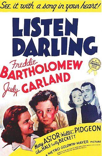 Послушай, дорогая - Listen, Darling