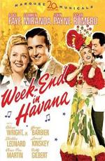 Уик-энд в Гаване - Week-End in Havana
