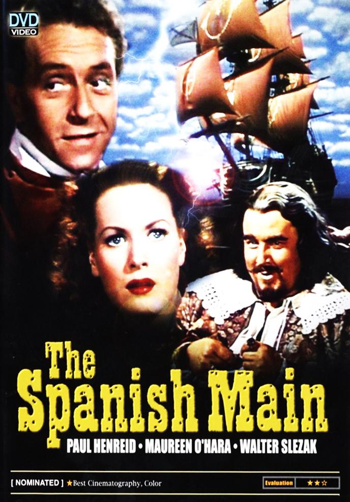 Испанские морские владения - The Spanish Main