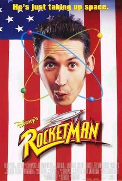 Человек - ракета - RocketMan
