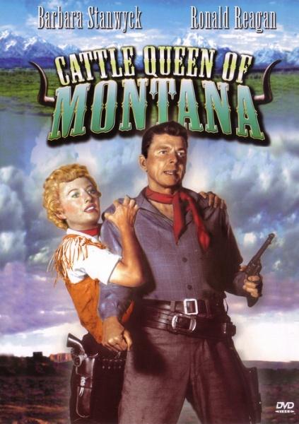 Королева скота из Монтаны - Cattle Queen Of Montana