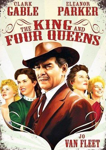 Король и четыре королевы - The King and Four Queens