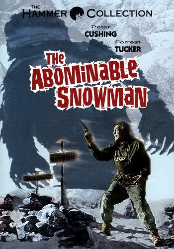 Снежный человек - The Abominable Snowman