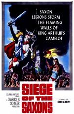 Саксы захватывают трон - Siege of the Saxons