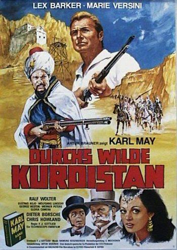Дикие народы Курдистана - Durchs wilde Kurdistan