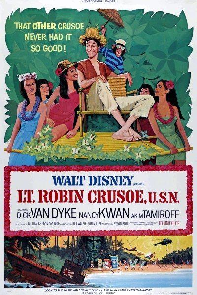 Робин Крузо - Lt. Robin Crusoe, U.S.N.