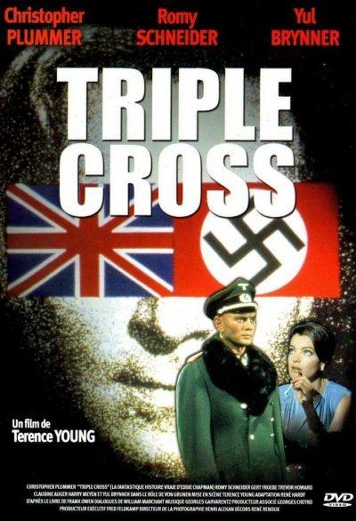 Тройной крест - Triple cross