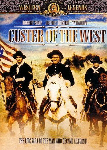 Кастер на Западе - Custer of the West